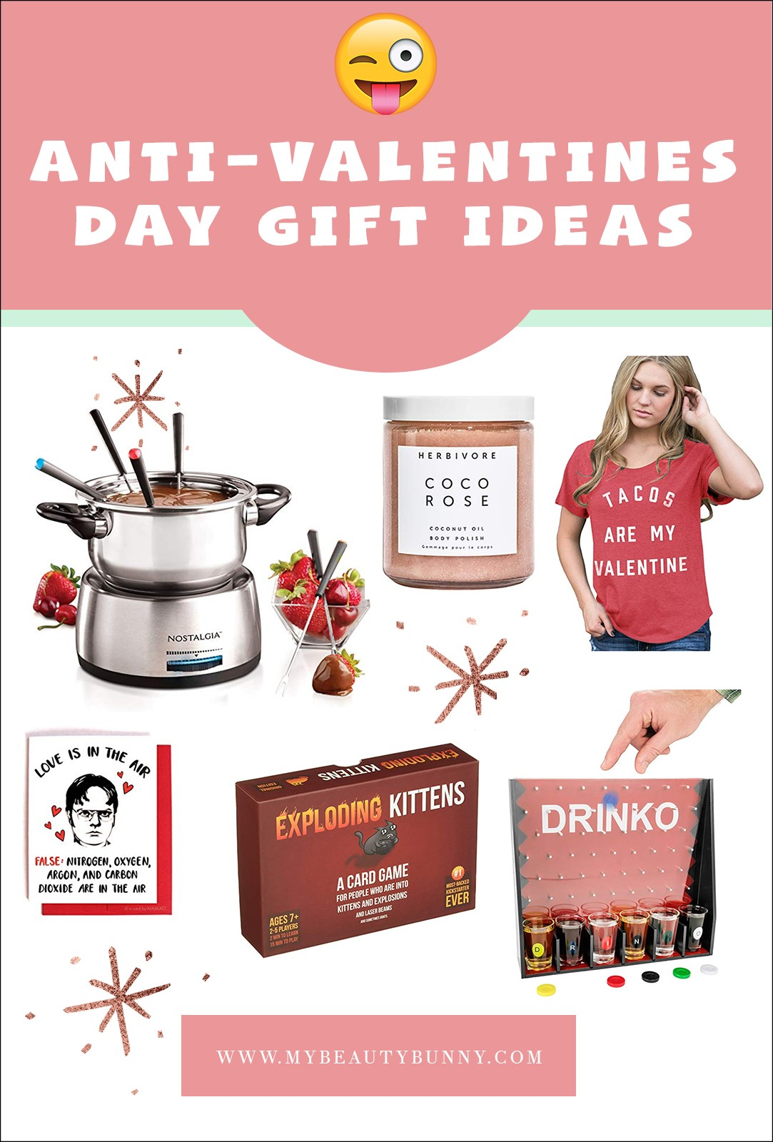 Anti Valentines Day Gift Ideas