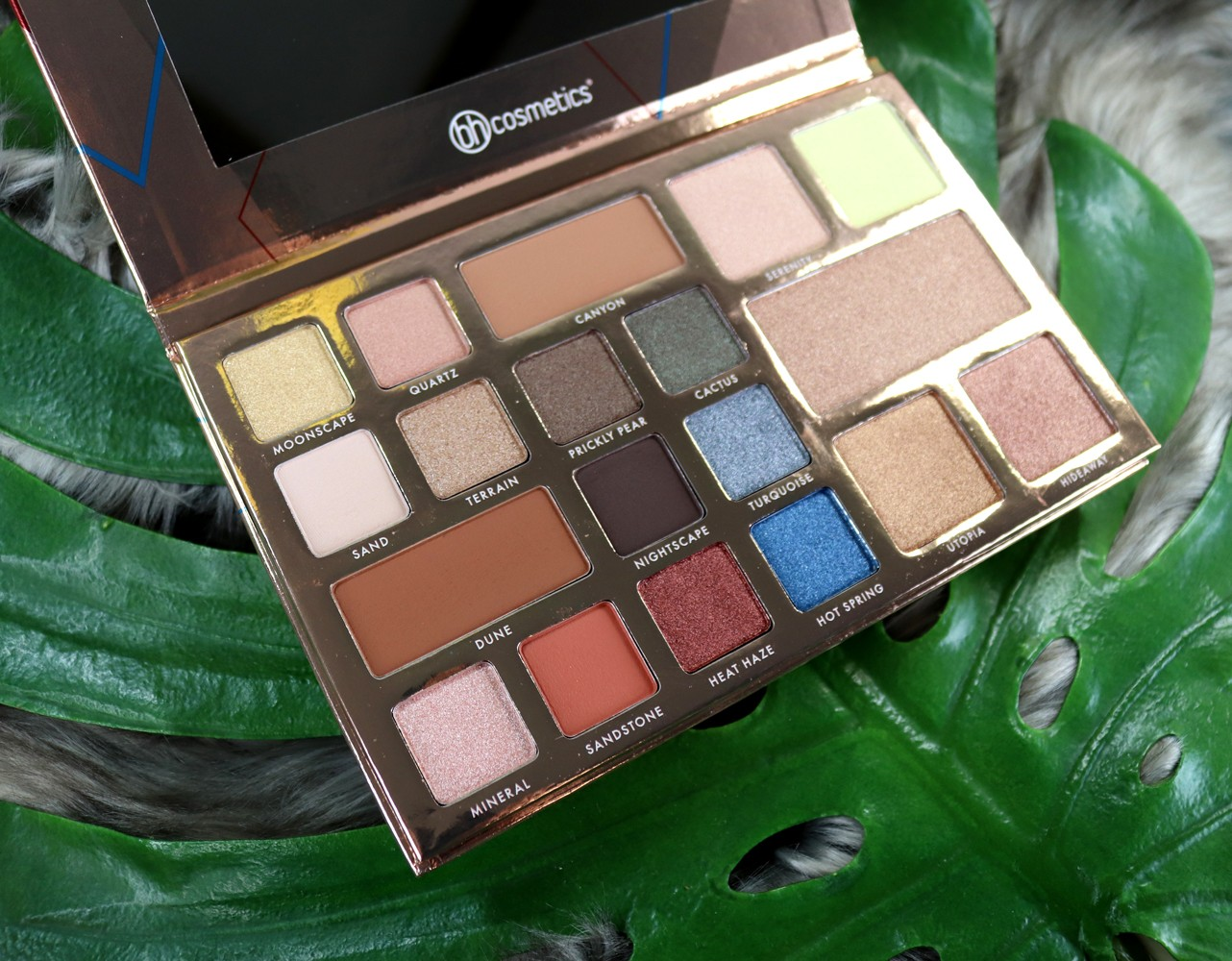 BH Cosmetics Desert Oasis Palette Giveaway