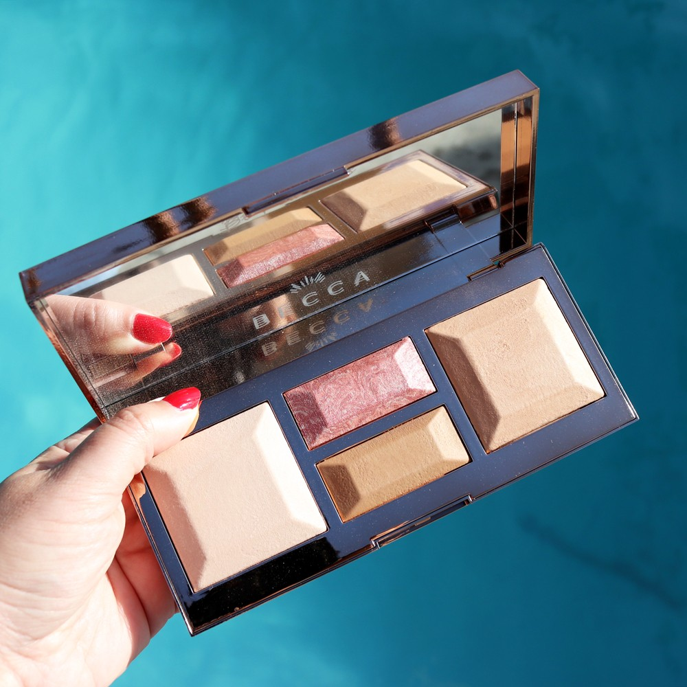 Becca Be a Light Palette Review