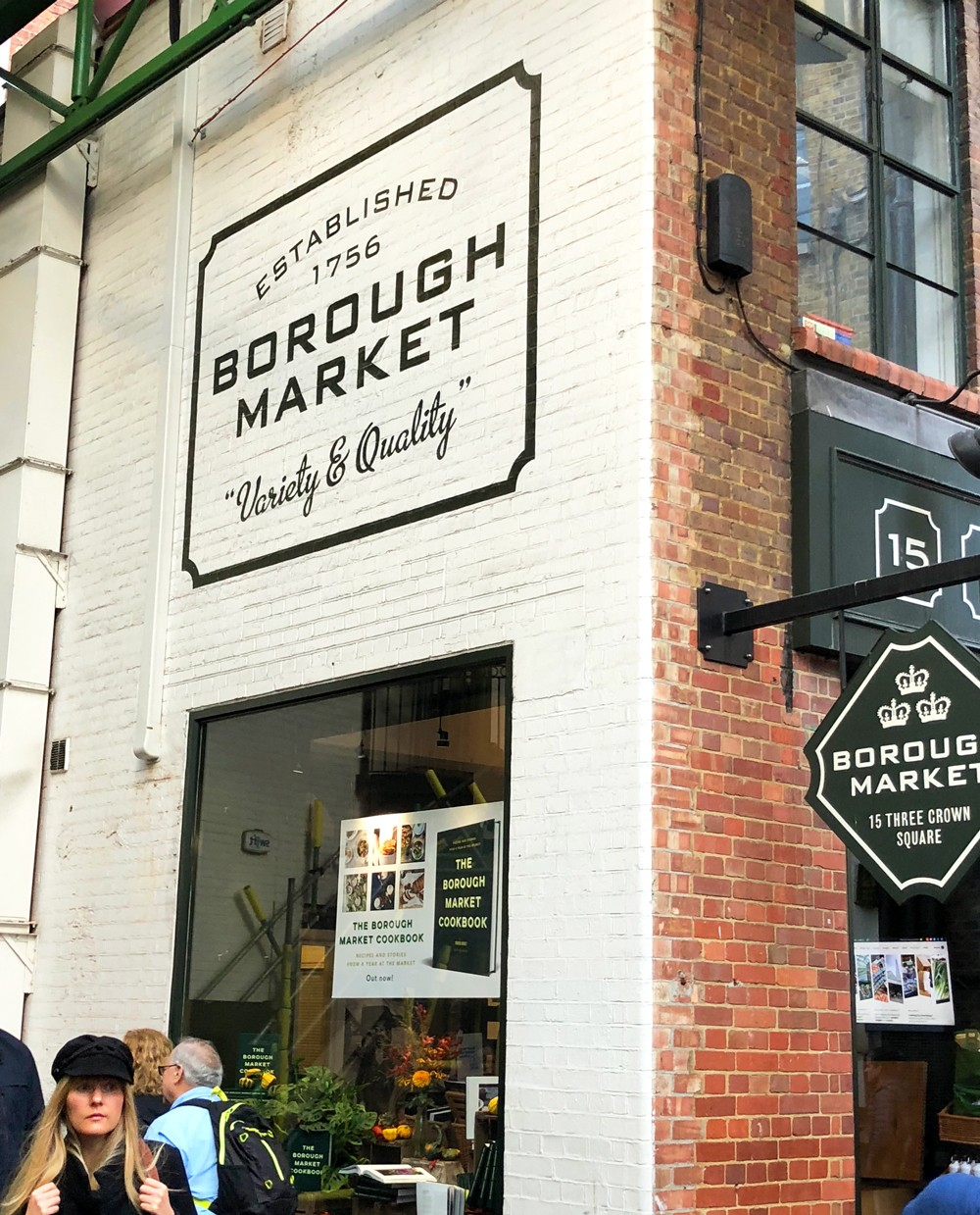 Couples Guide to London - Borough Market
