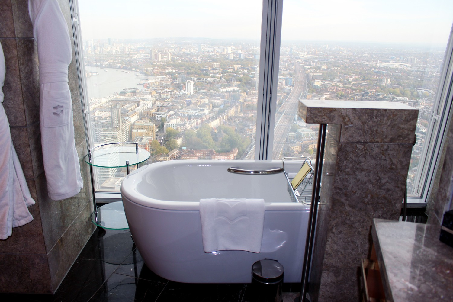Couples Guide to London - Shangri La at the Shard