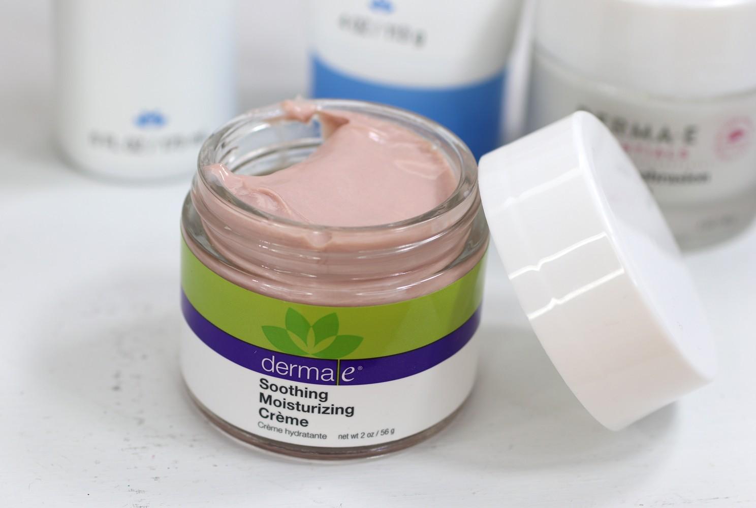Derma E Soothing Moisturizing Cream