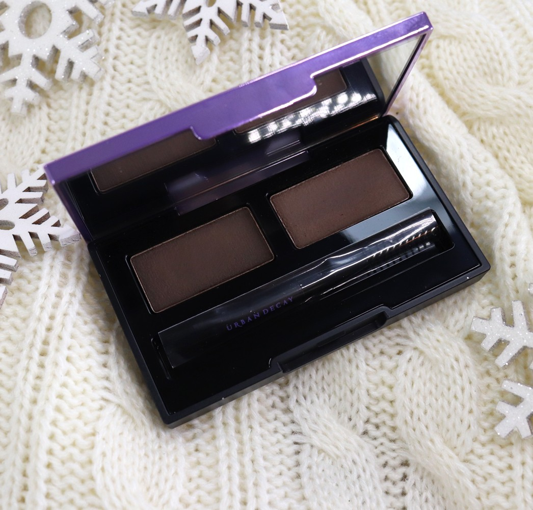 Urban Decay Double Down Brow Products Review and Swatches
