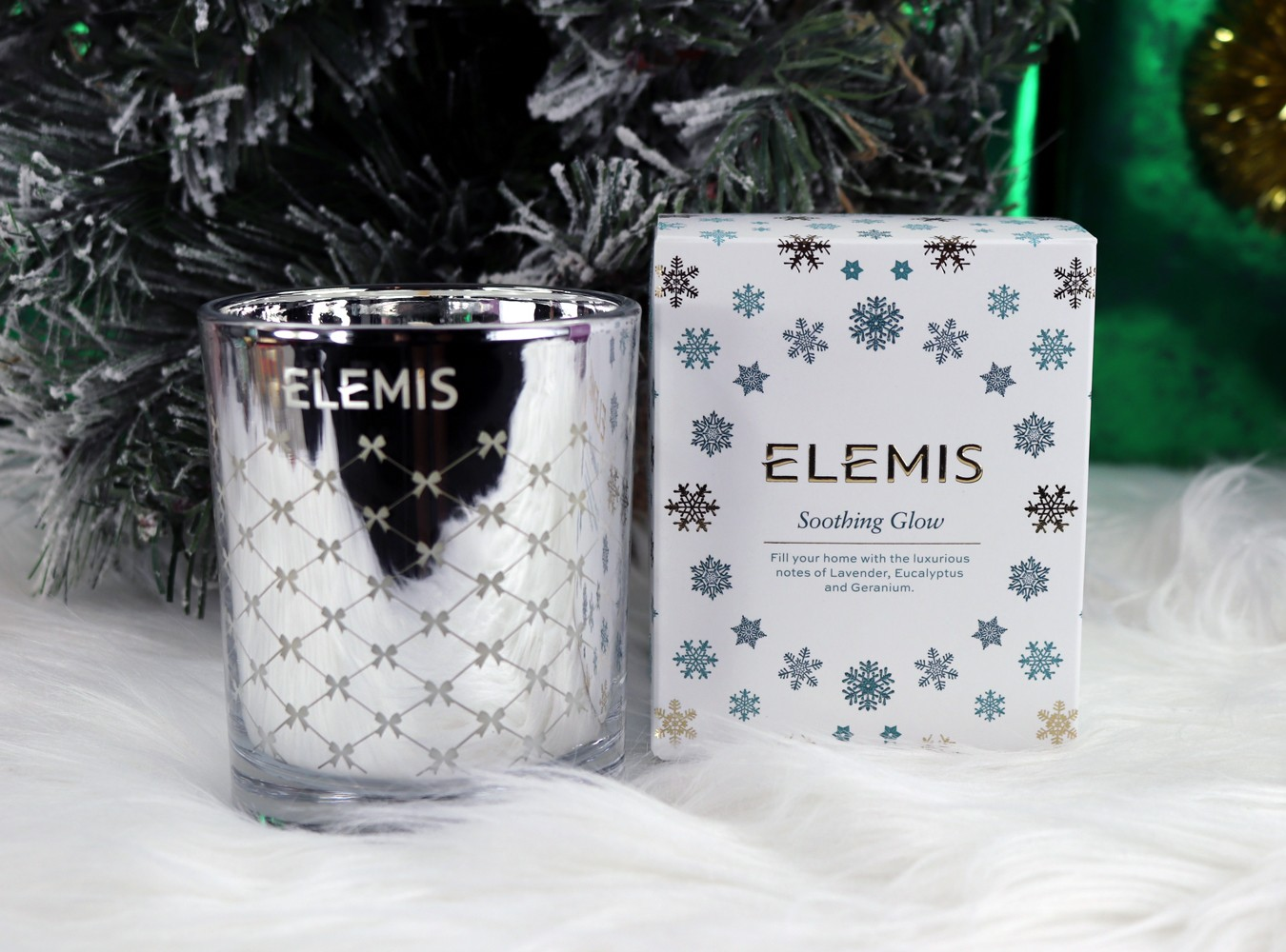 Elemis Holiday Glow Candle