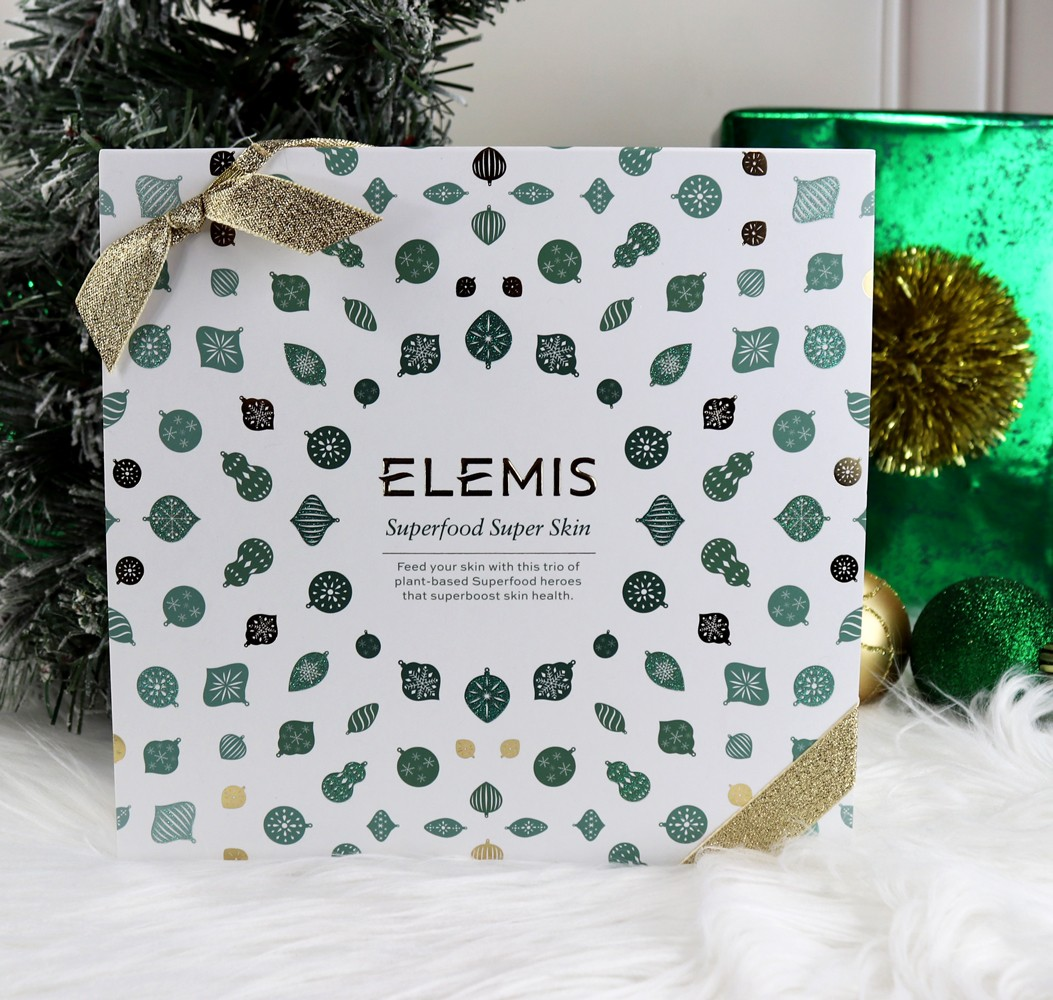 Elemis Superfood Super Skin Trio Holiday Gift Set