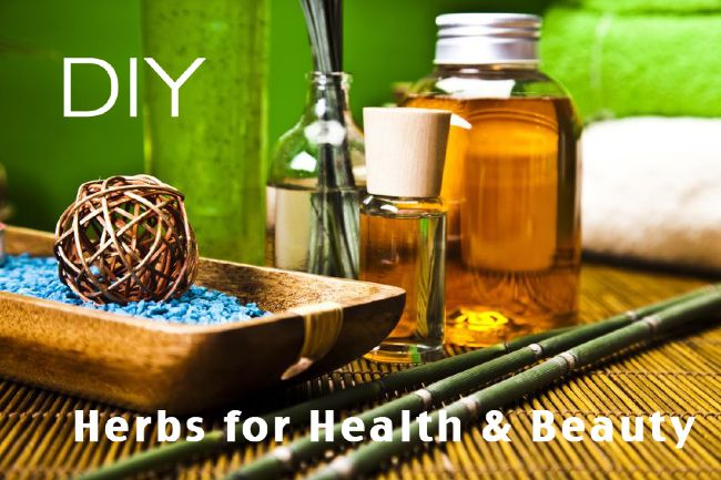 herbs for health and beauty