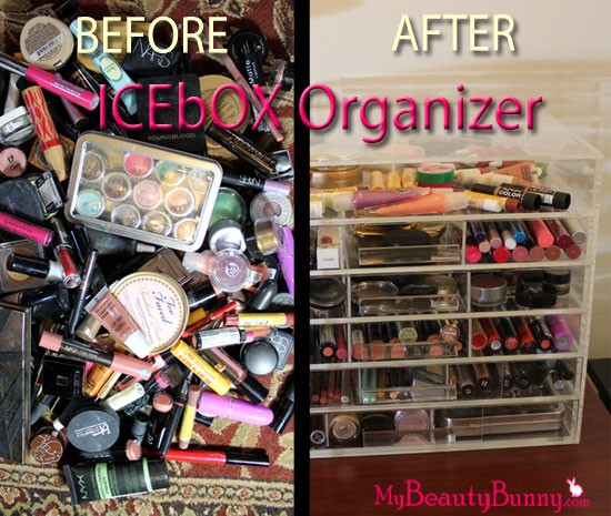 makeup storage ideas & cheap makeup storage - Design Decoration