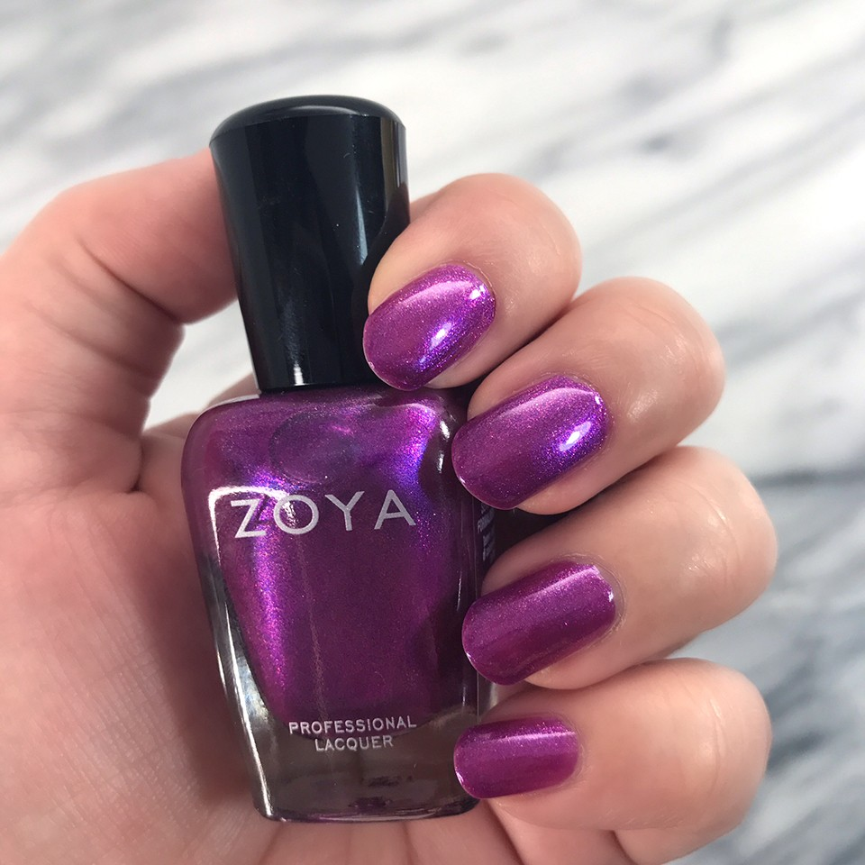 Millie - Zoya Charming Collection