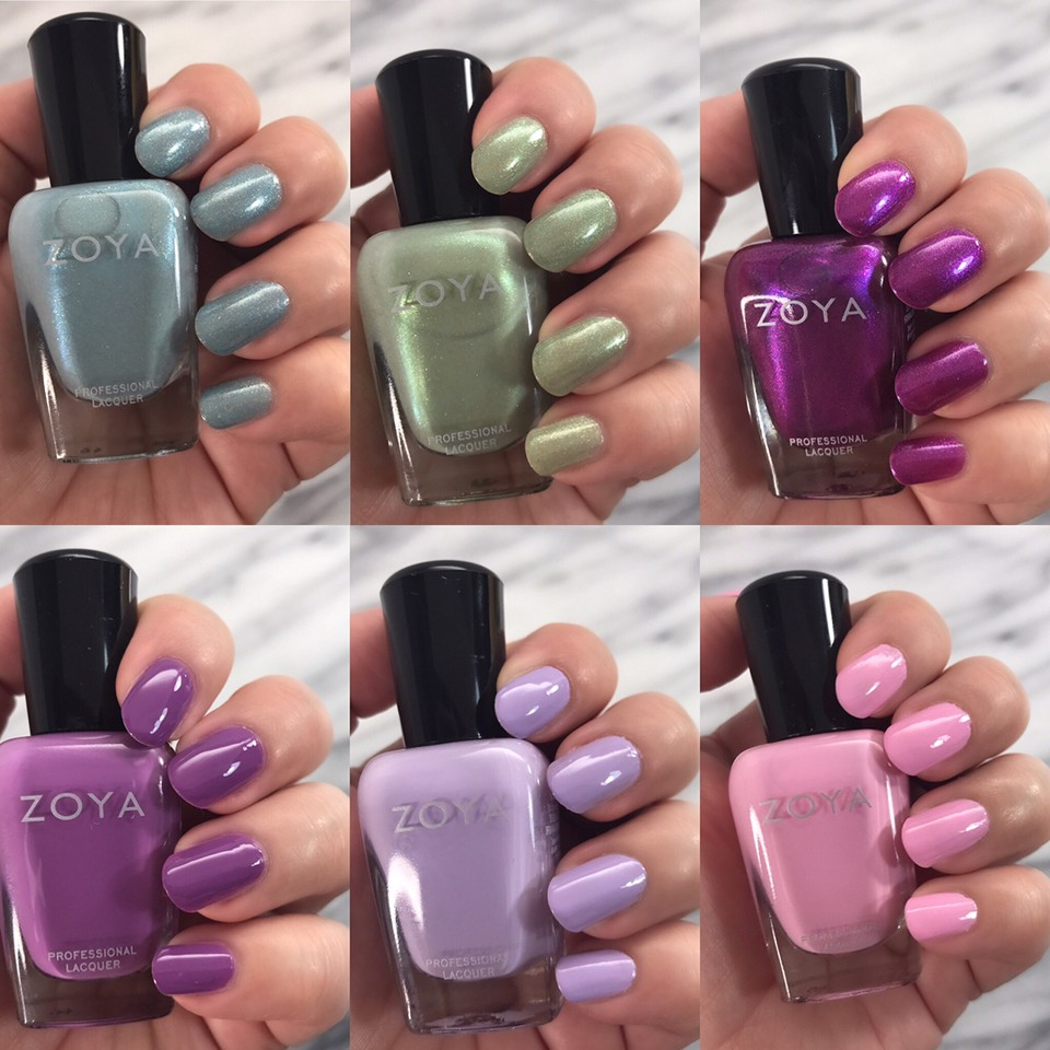 Zoya Charming Collection