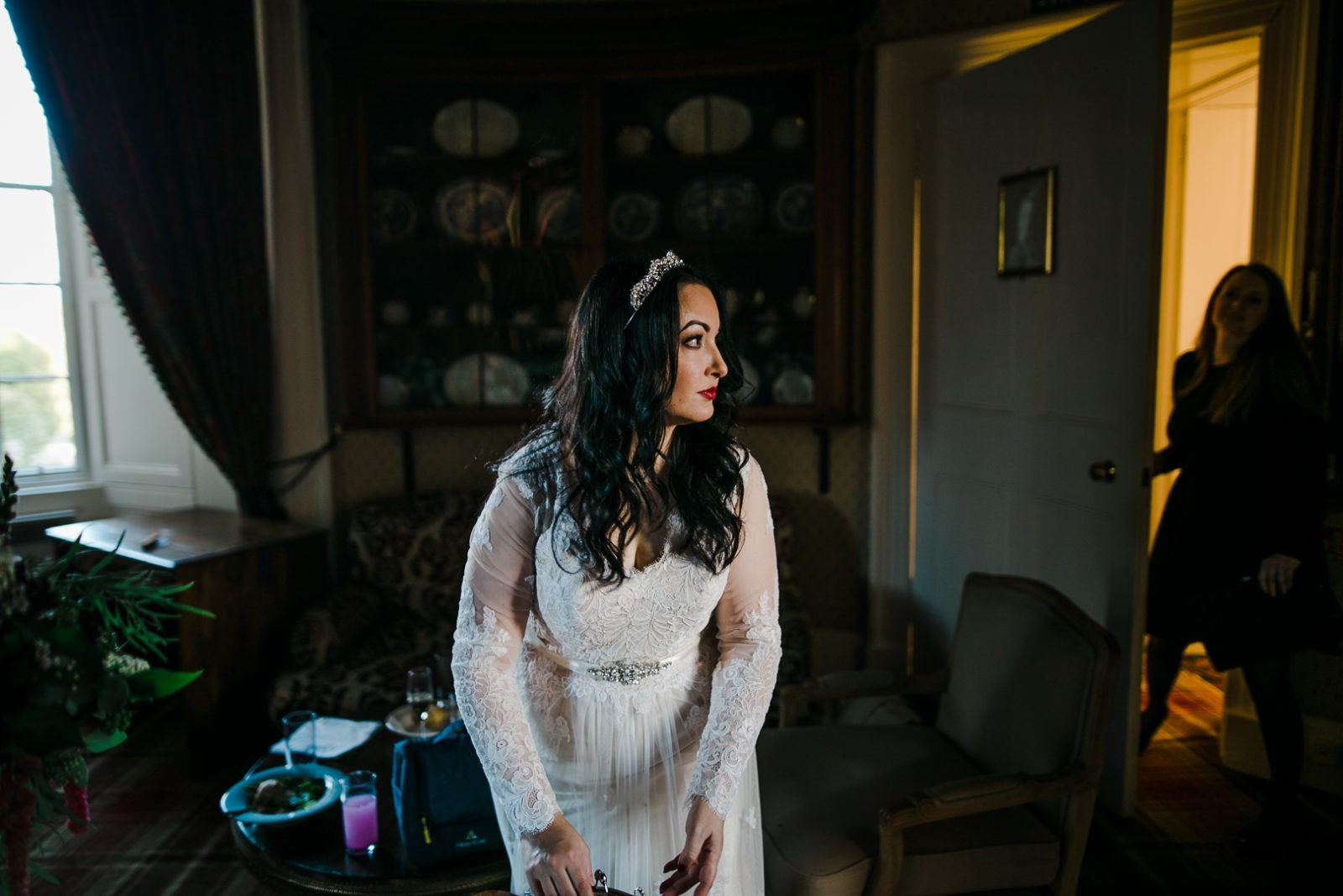 Jen Mathews My Beauty Bunny Wedding in Scotland- Hair and Makeup by AMM Team - Photography by Lauren McGlynn