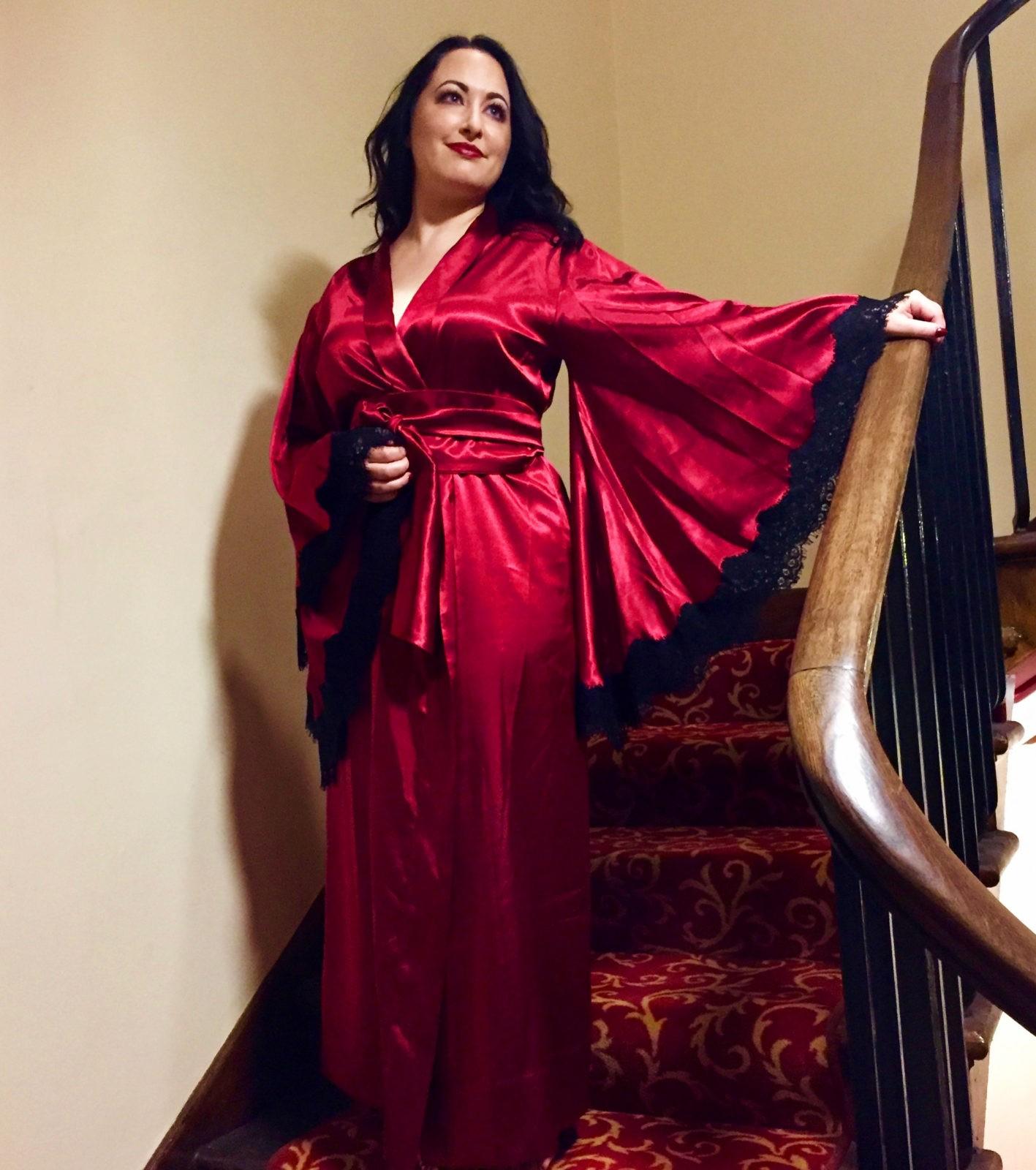 Katana Femme Kimono - Wedding Robe