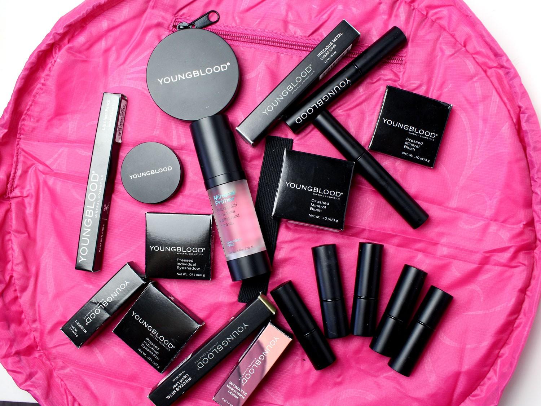 Lay N Go Makeup Case