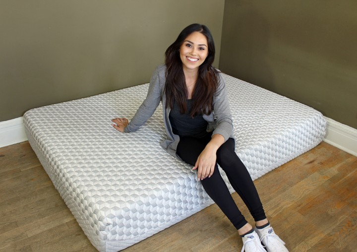 Layla Mattress How I Get My Beauty Sleep My Beauty Bunny