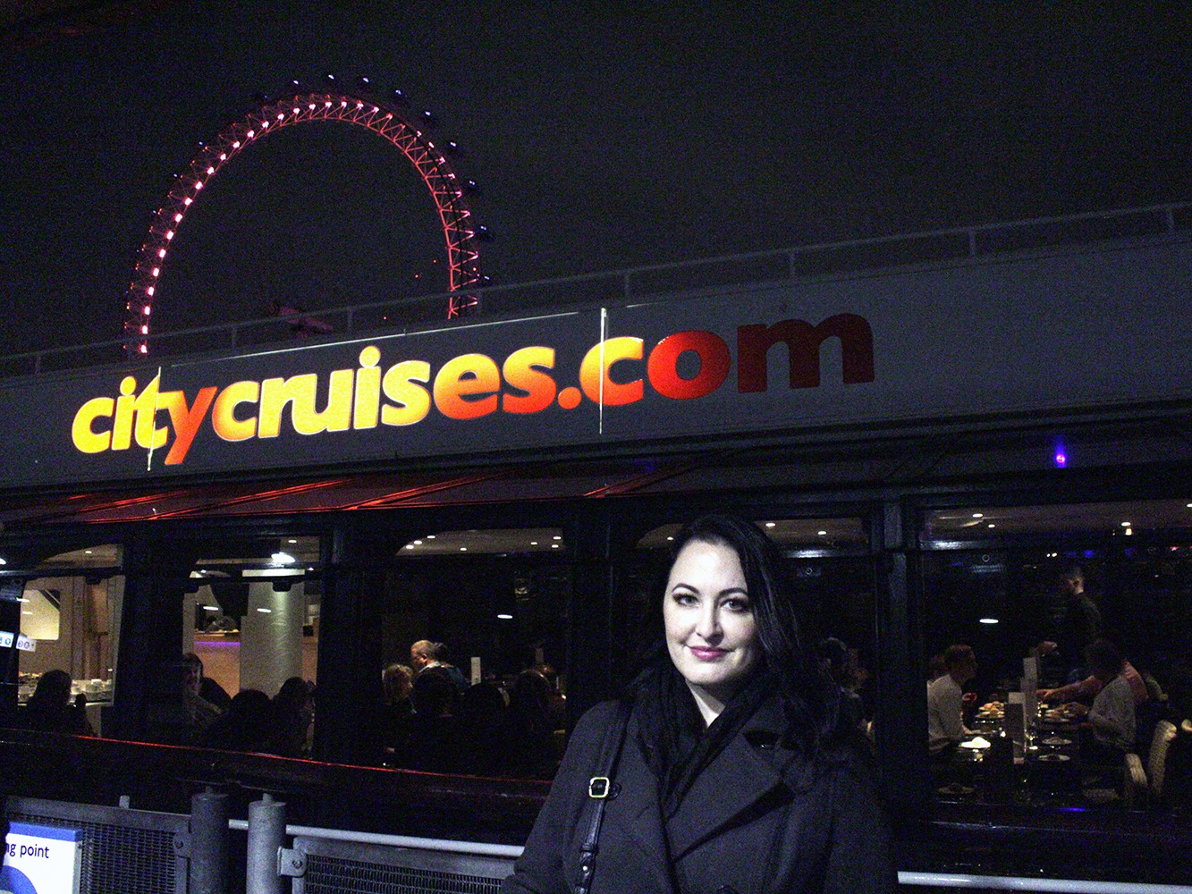 Couples Guide to London - City Cruises River Thames Dinner Cruise