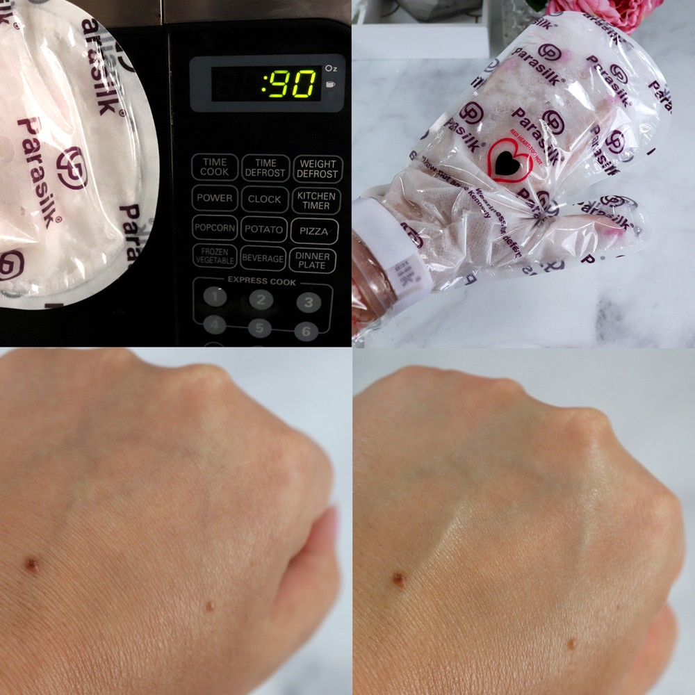 Parasilk gLOVE Treat Review - Parasilk Paraffin Wax Treatment You Can Do At Home featured by popular Los Angeles cruelty free beauty blogger, My Beauty Bunny
