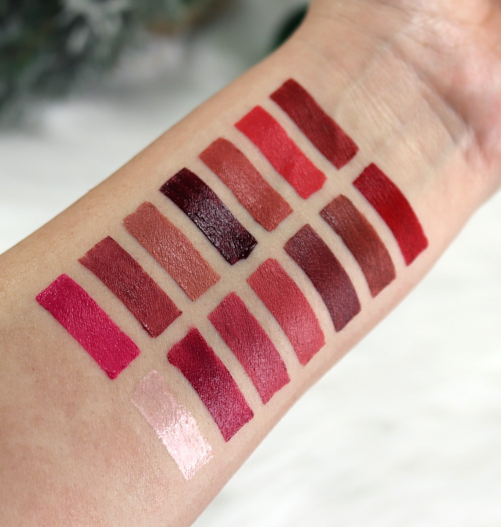 Physicians Formula The Healthy Lip Swatches