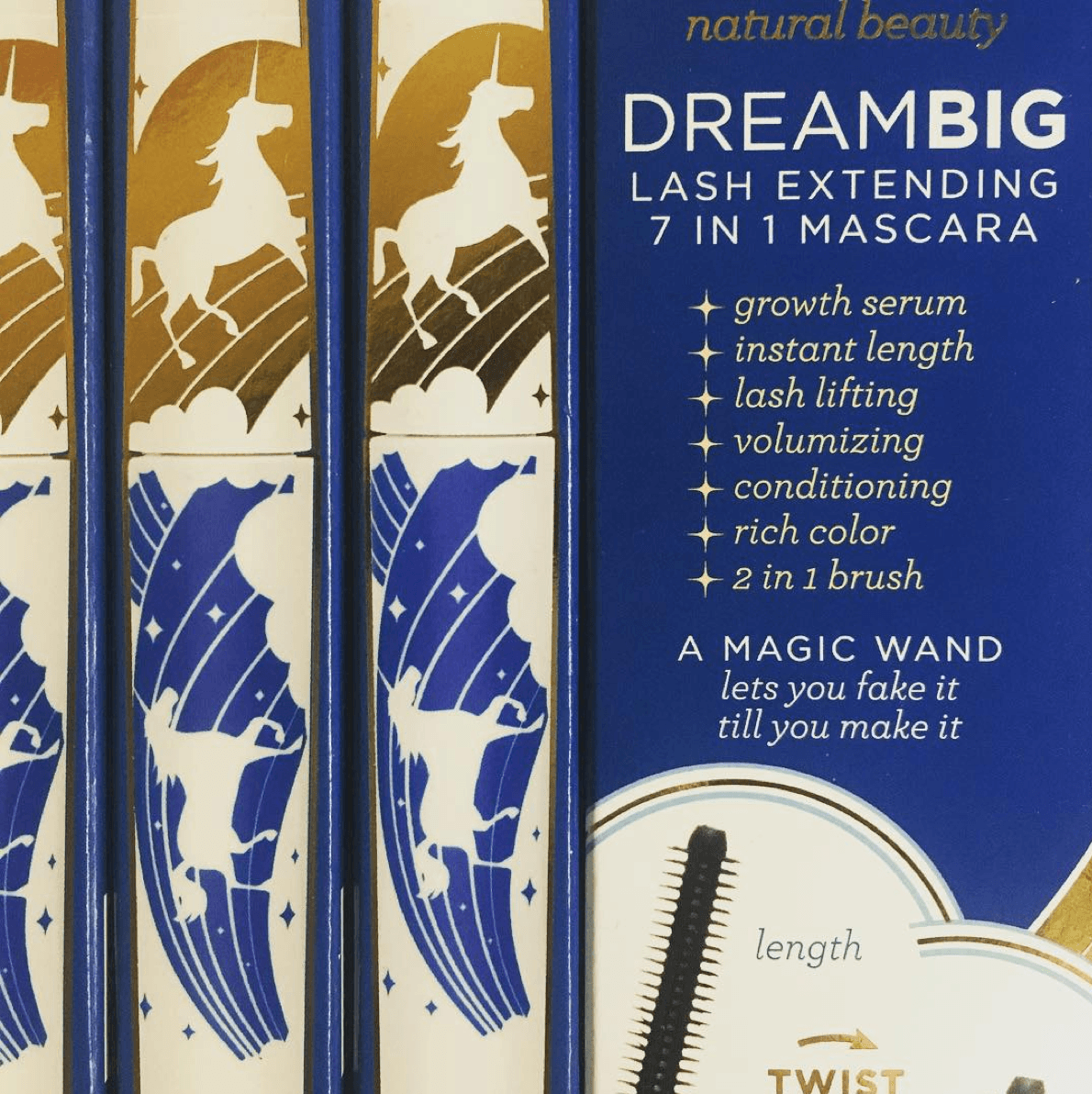 Pacifica Dream Big Lash Extending 7 in 1 Mascara