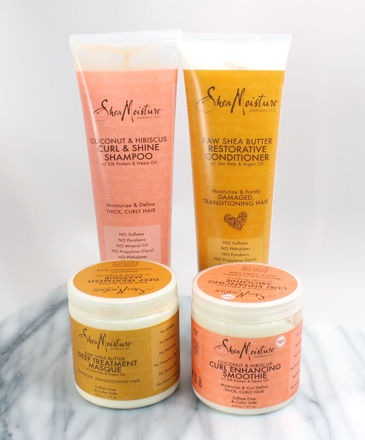 Updated List Best Shea Moisture Hair Collection For Your