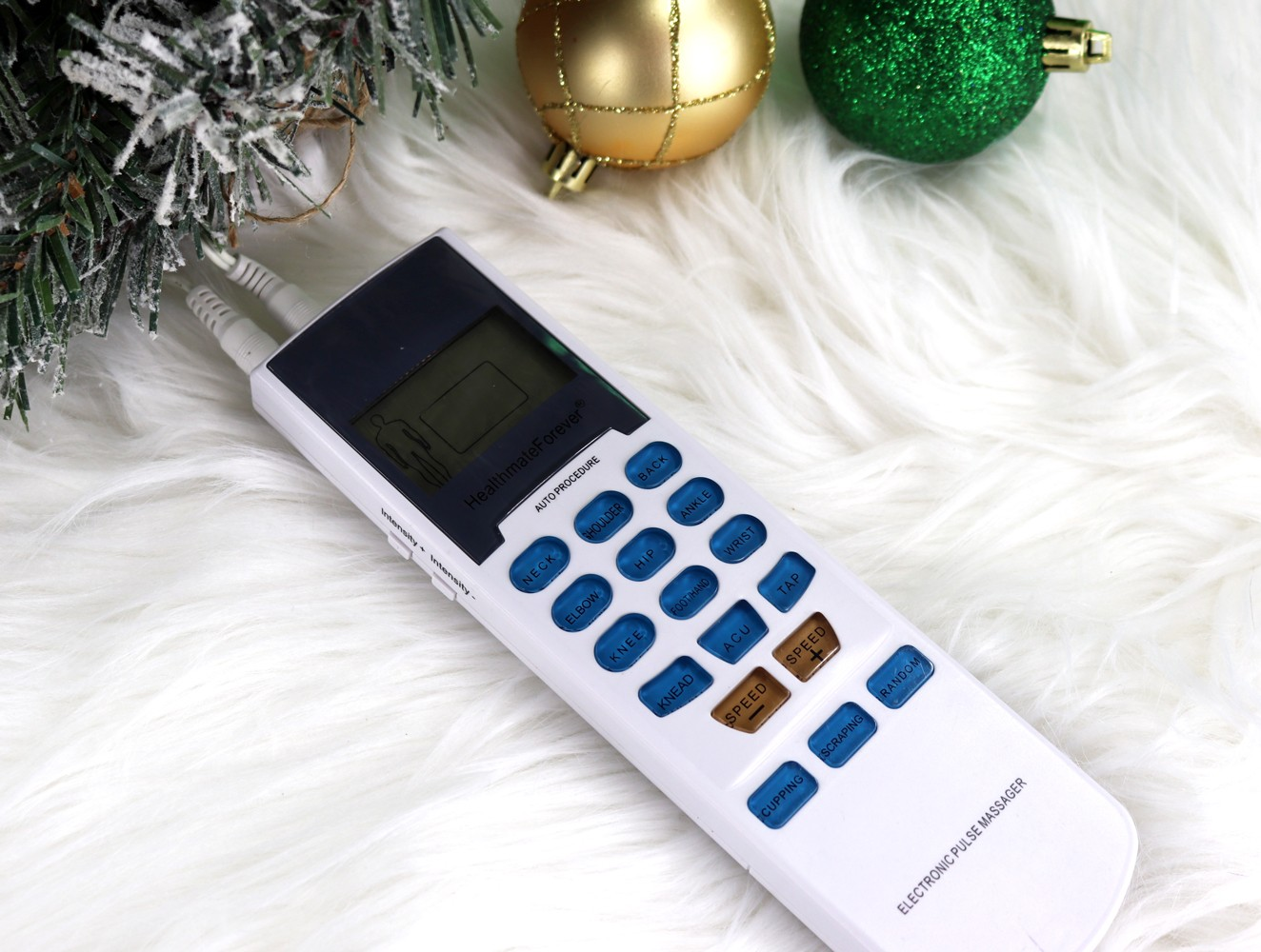 TENS Unit Massager - Great Gift Idea