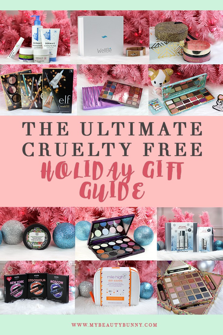The ultimate cruelty free holiday gift guide my beauty bunny ultimate cruelty free holiday gift guide negle Choice Image
