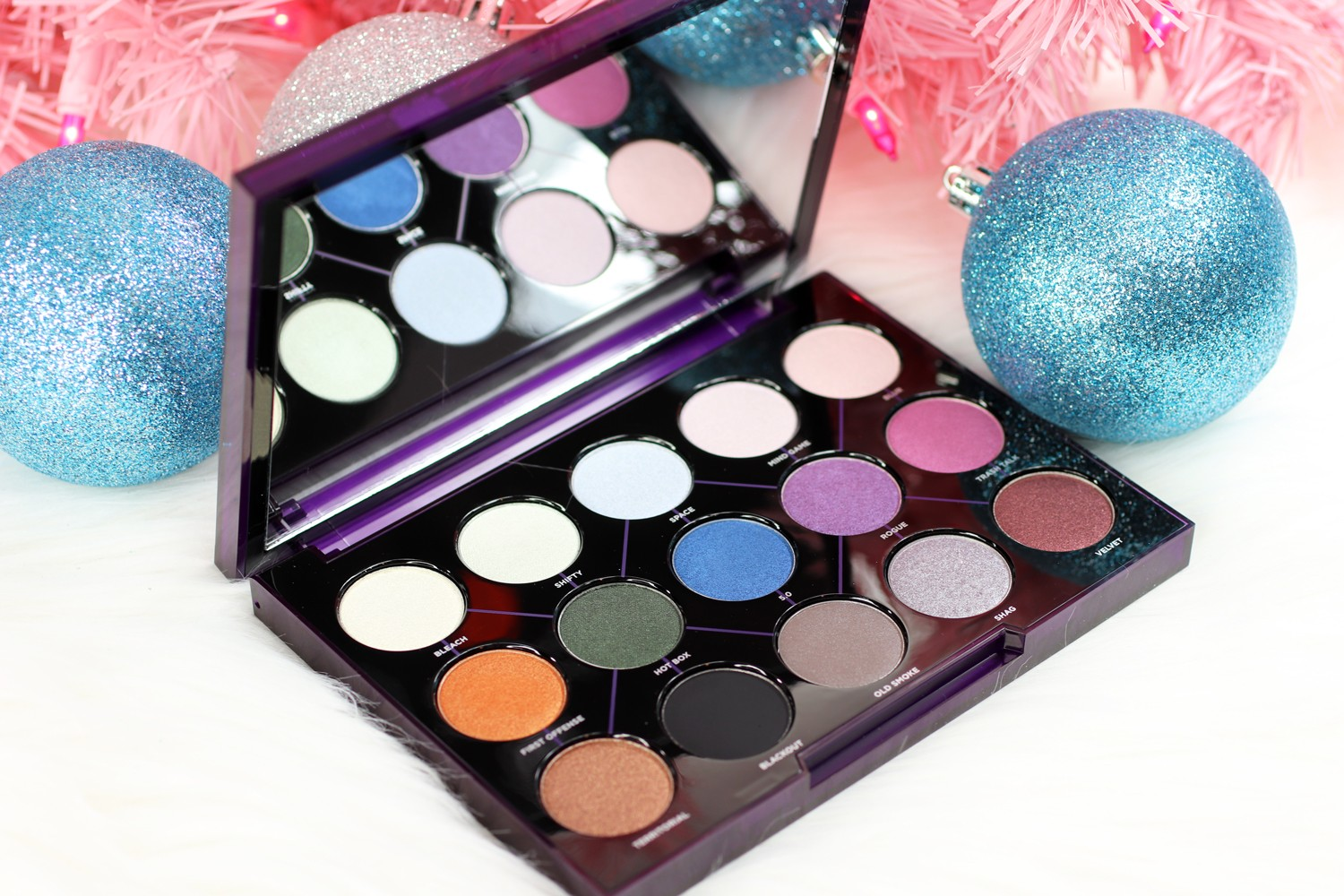 Urban Decay Distortion Palette Review