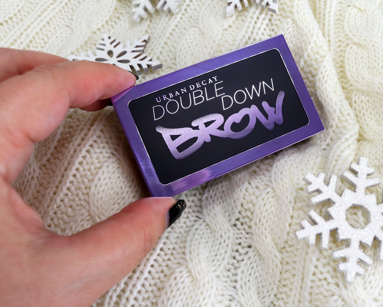 Urban Decay Street Style Double Down Brow Products Review