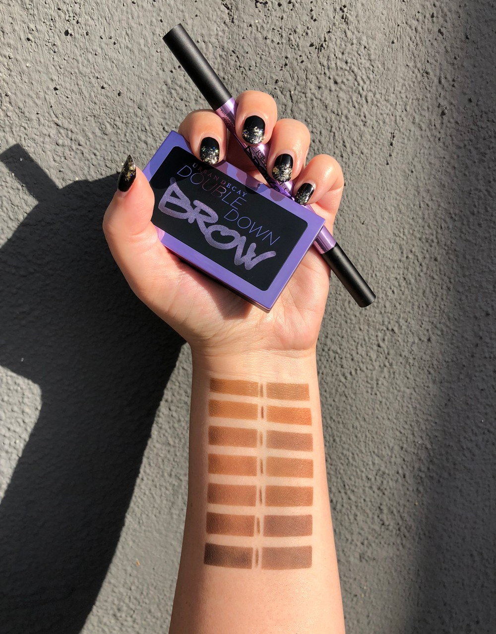 Urban Decay Street Style Brow Products Review and Swatches