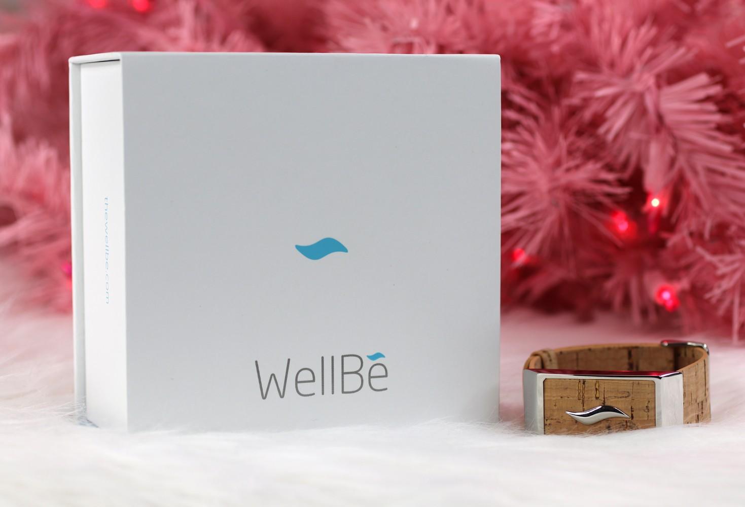 The WellBe Stress Reduction Bracelet