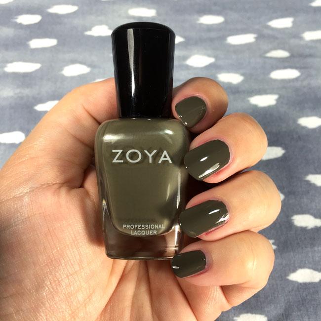 Zoya Charli nail polish