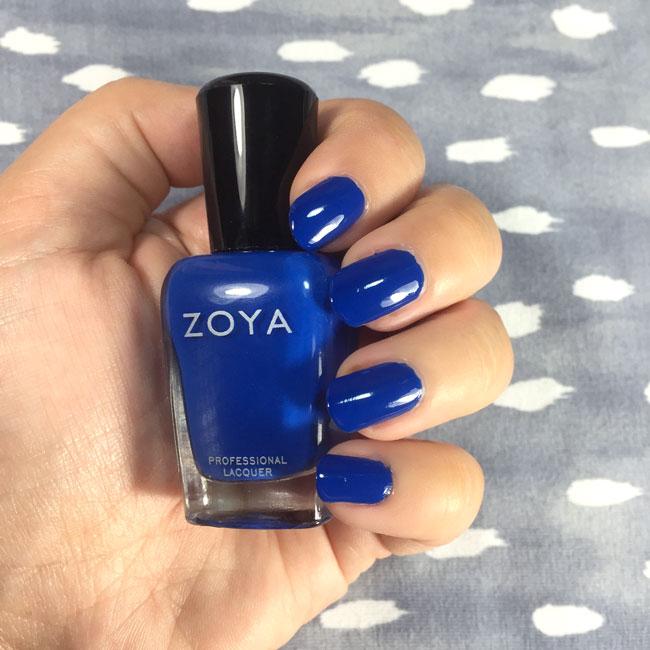 Zoya Sia nail polish