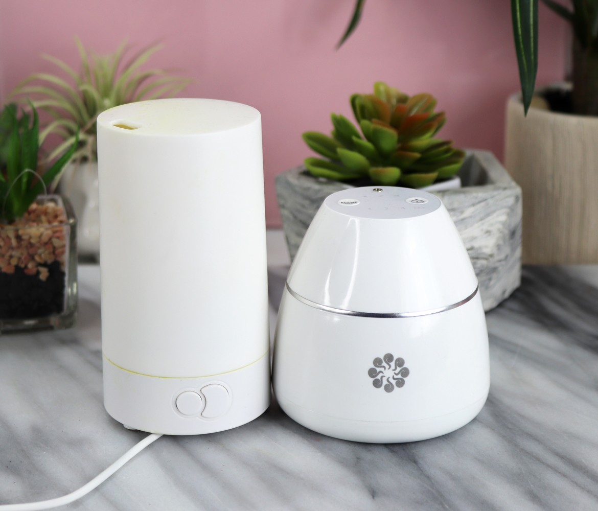 Best Essential Oil Diffuser - Waterless or Traditional