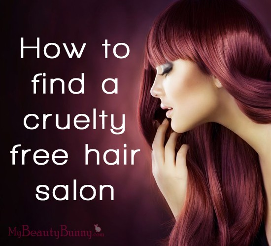 Cruelty free hair dye om hair for A salon to dye for