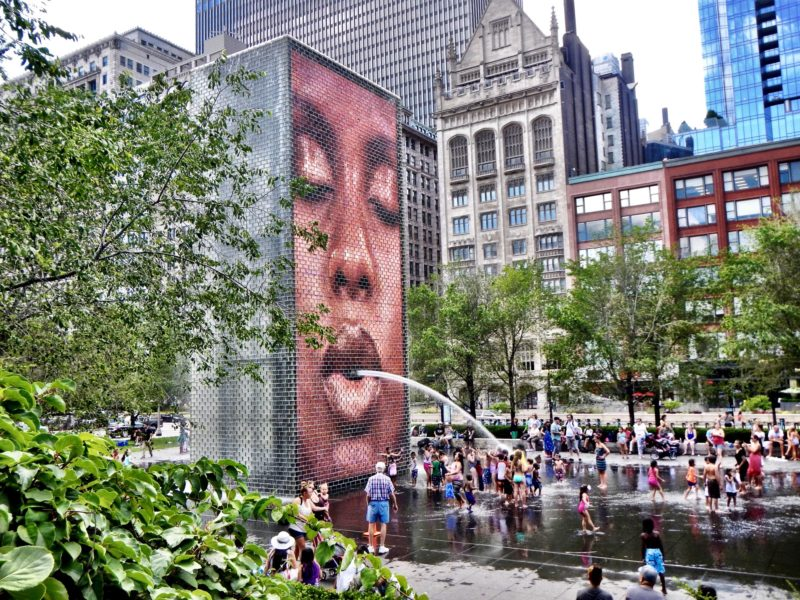 Top 4 Fun Things to do in Chicago - Millennium Park