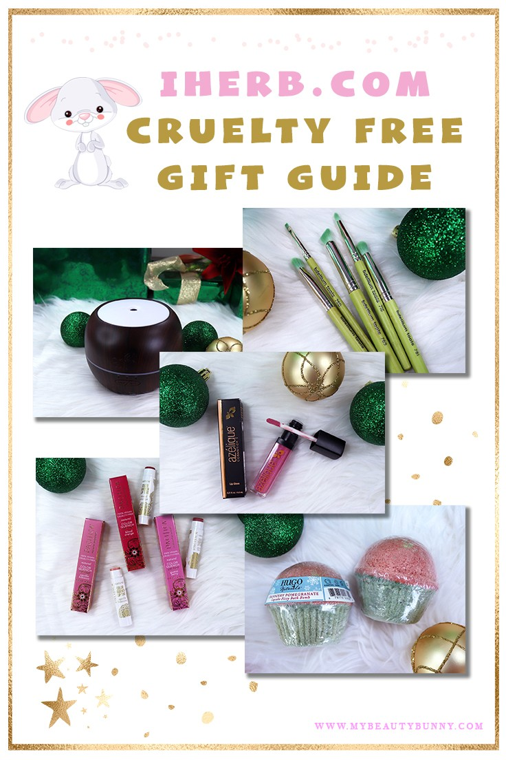 iHerb Cruelty Free Gift Guide
