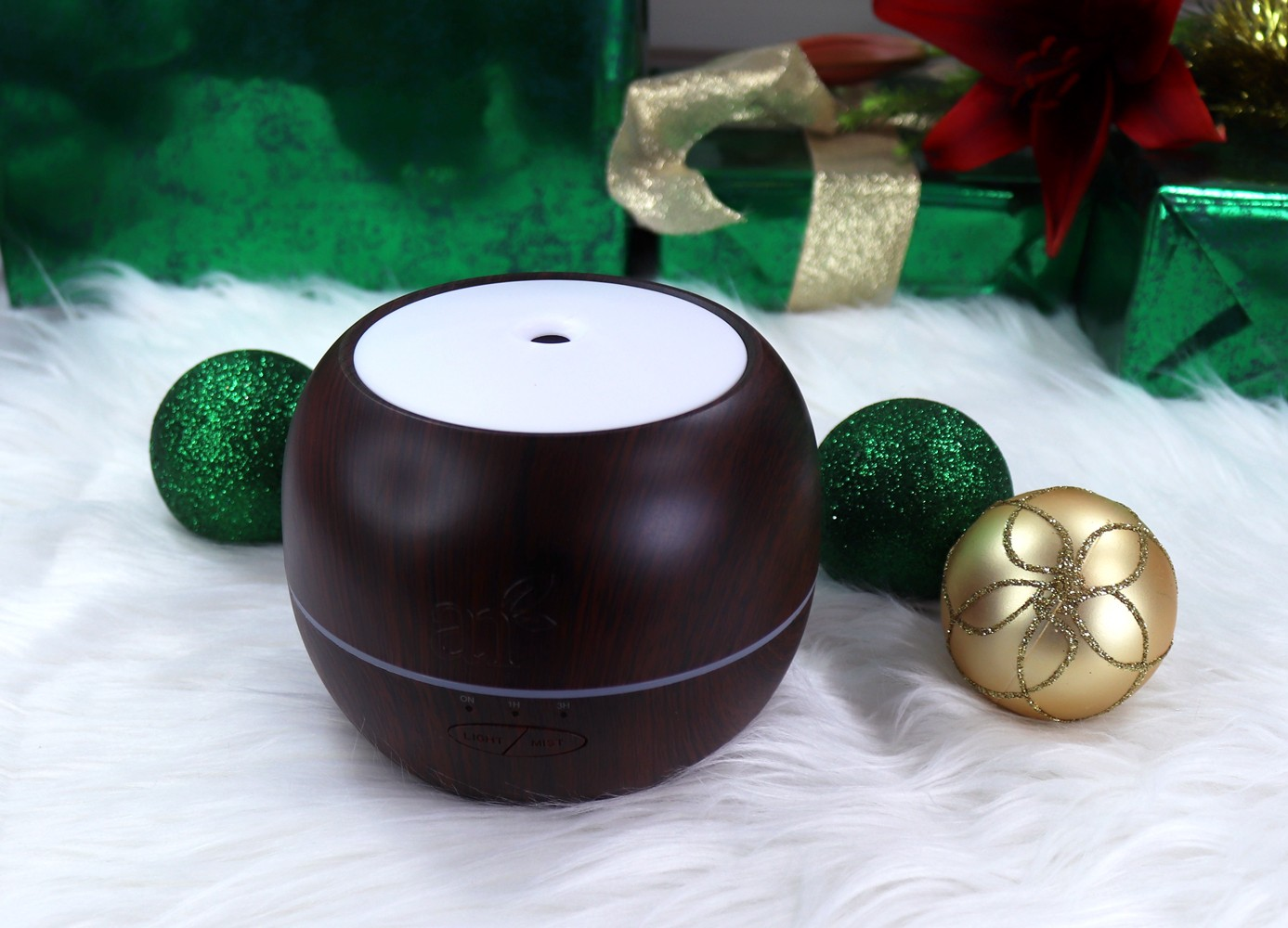 iHerb Holiday Gift Guide - Artnaturals Wood Grain Diffuser