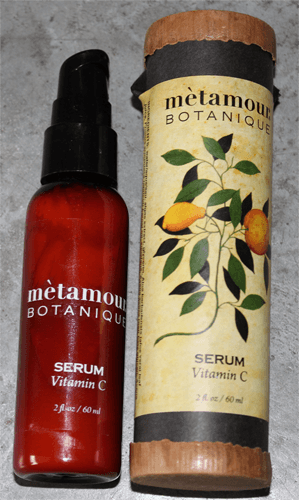 Metamour Botanique Vitamin C Serum Review | My Beauty Bunny